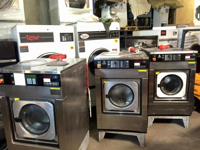Lavamac 16KG bedrijfswasmachine LH165