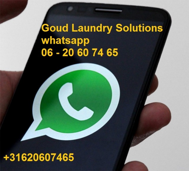 whatsapp goud laundry solutions