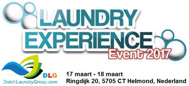 laundry experience event dutch laundry group