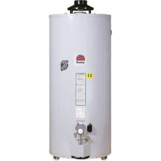 Sentry boiler gasverwarmd