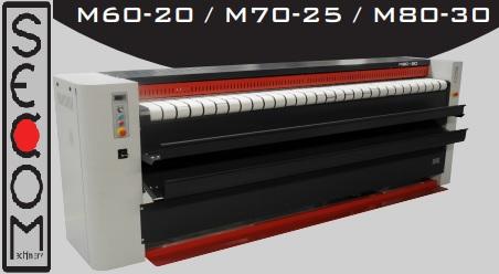 mangel secom m60-20 m70-25 m80-30