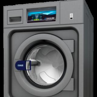 danube professionele wasmachine