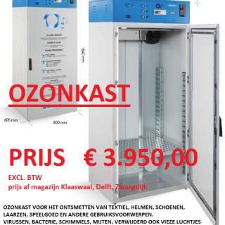 ozonkast gold edition
