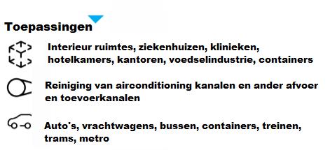 ozon-desinfectie brutus performance
